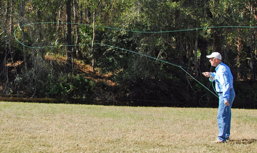 Orlando florida fly casting lessons learn how to fly fish for Fly fishing classes near me